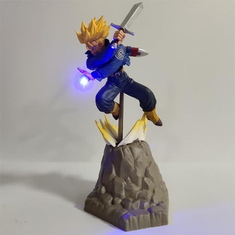 Lampe Dragon Ball z <br/> Trunks ssj1