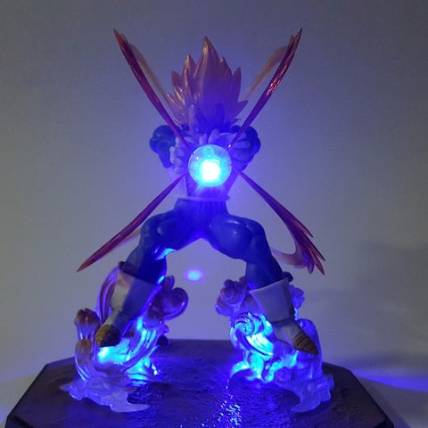 Lampe Dragon Ball z <br/>Vegeta Final Flash
