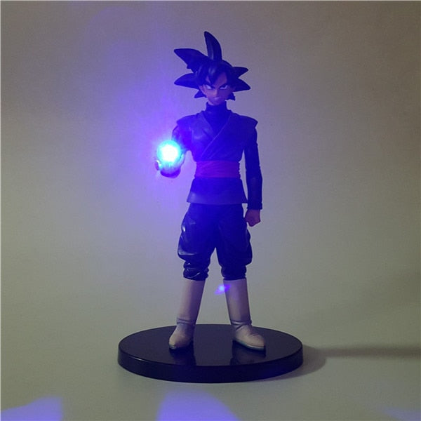 Lampe Dragon Ball z <br/> Black Goku