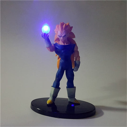 Lampe Dragon Ball z <br/> Vegeta Ssj3