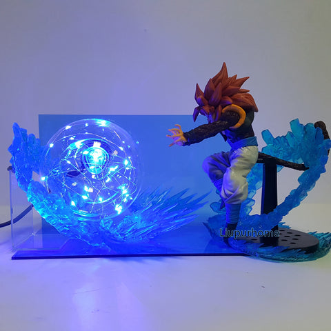 Lampe Dragon Ball z <br/> Gogeta Ssj4