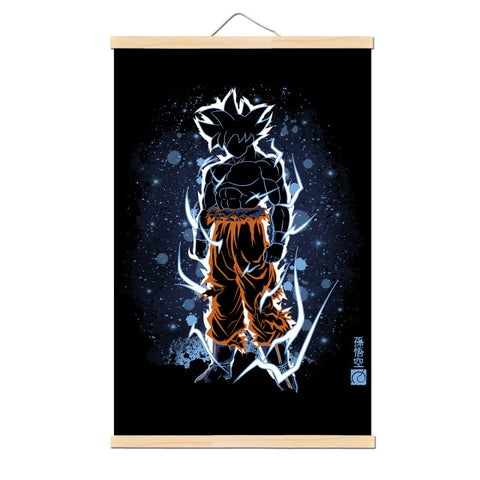 Tableau Dragon Ball Z Ultra Instinct Goku