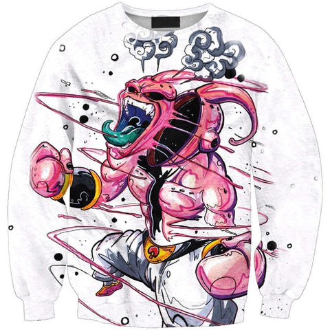 Pull Dragon Ball z <br/> Majin Buu