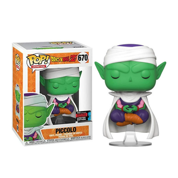 Figurine Dragon ball <br/> méditation Piccolo