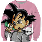 Pull Dragon Ball z <br/> Goku Cash