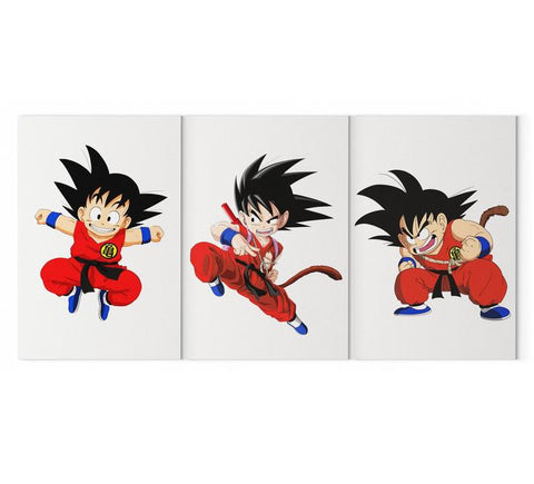 Tableau Dragon Ball Son Goku