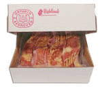 Naturally Smoked Bacon 5lb box