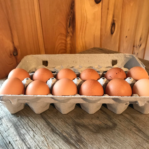 Large Eggs 1 Dozen