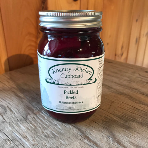 Pickled Beets 500ML