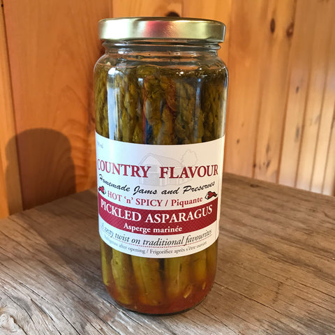 Hot n Spicy Pickled Aspargus 500ML