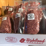 Frozen 10lb Box of Lean Ground Beef in 1lb Packages