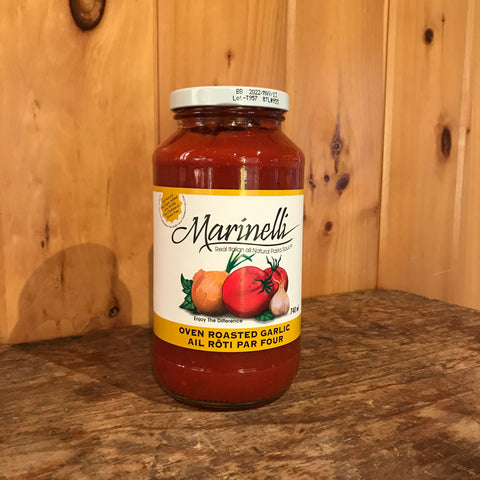 Marinelli Oven Roasted Garlic Sauce