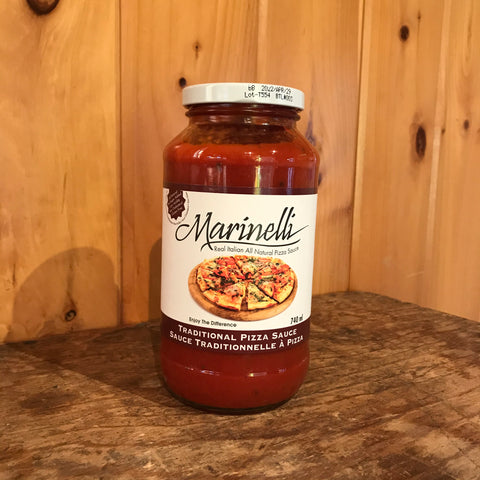 Marinelli Traditional Pizza Sauce