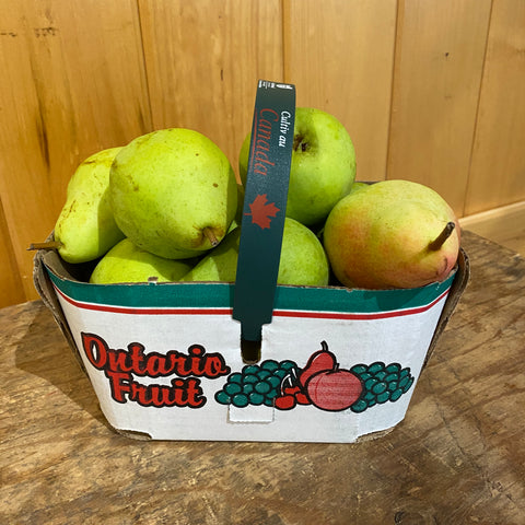 2L Flemish Beauty Pears