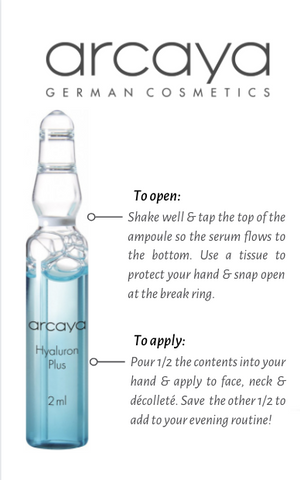 How to Open an Ampoule