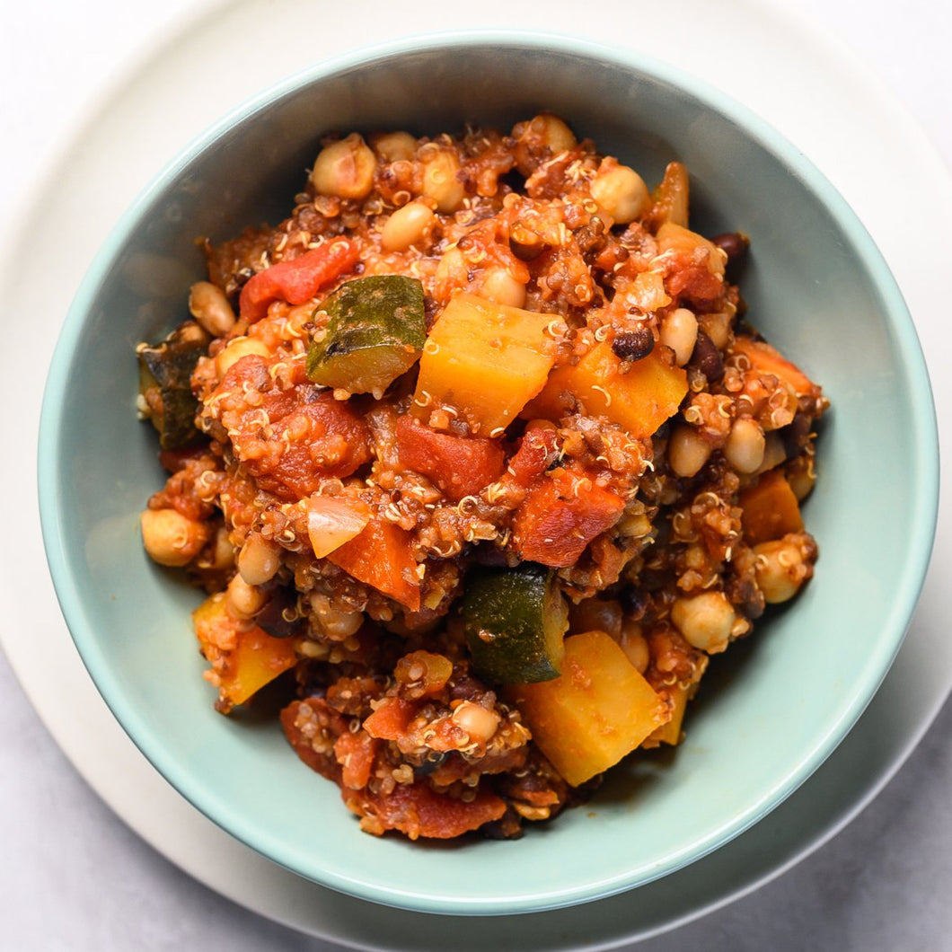Harvest Quinoa Vegetable Stew (½L)