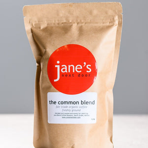 Coffee (Java Blend - 1/2lb Jane's mix)