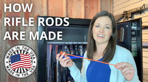 How the Rifle Rods are Made - Video