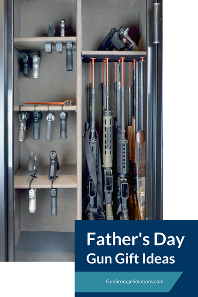 Father's Day Gift Idea for the Gun Loving Dad!