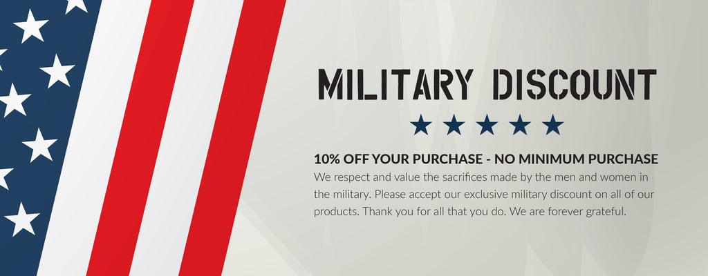 gun storage solutions military discount
