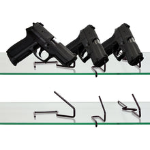 Gun Shop display stands - Kikstands, Front Kiks and Back Kiks