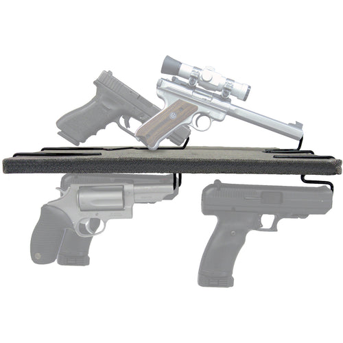 Handgun Hangers 4 styles of space saving gun racks