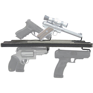 4 types of Handgun Hangers to optimize your gun storage