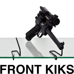 Front Kiks gun shop display