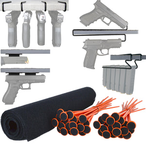 gun safe organizer kit