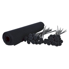 Rifle Rods Gun Rack System Black