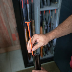rifle rods for gun safe
