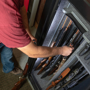 Rifle Rods Kit - The Gun Rack System