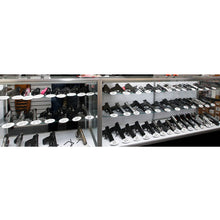 Right2Arms Gun Shop using Back Kiks, Kikstands and Snaps with Blank Oval Cards