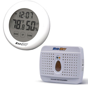 Dehumidifier and Hygrometer Bundle
