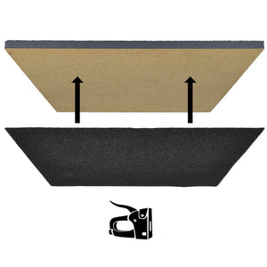 Rifle Rods Shelf Liner