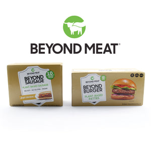 BEYOND MEAT® SET, BEYOND BURGER™ & BEYOND SAUSAGE®