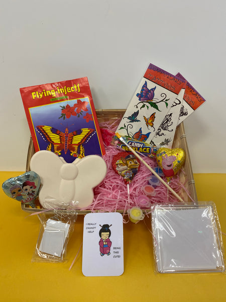 Creative Gift Hampers for youngsters