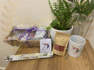 UNICORN 🦄 Themed Gift Hamper - Send to a Friend UK