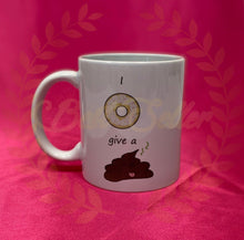 Load image into Gallery viewer, Donut (cheeky) Mug - Send to a Friend UK