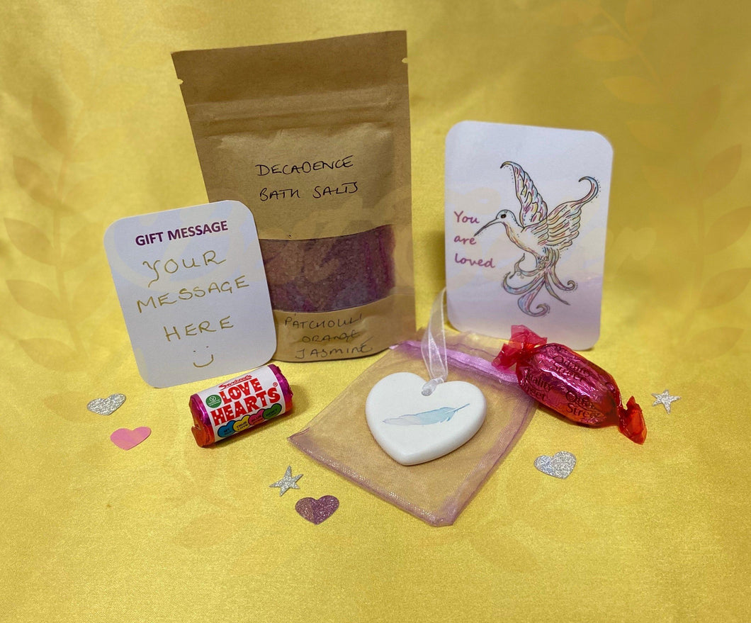 You are Loved Gift Box - Send to a Friend UK