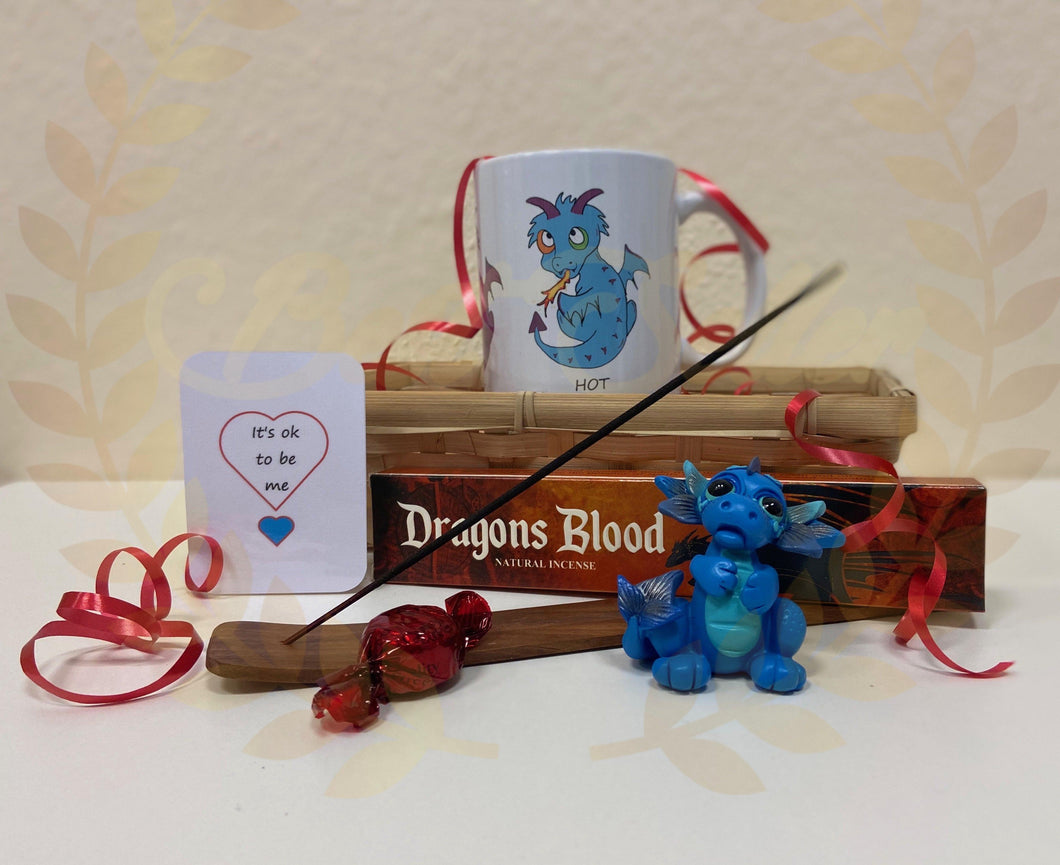 DRAGON 🐉 themed gift hamper - Send to a Friend UK