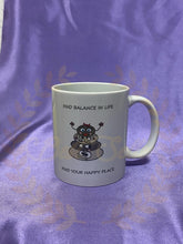 Load image into Gallery viewer, Pebbles balance Mug - Send to a Friend UK