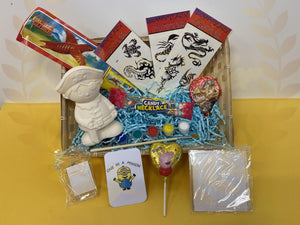 Paint Your Own PIRATE Money Box Gift Hamper INCLUDES UK POSTAGE - Send to a Friend UK
