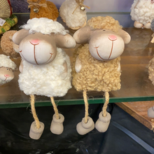 Load image into Gallery viewer, SHEEP with dangly legs (larger of the two versions)