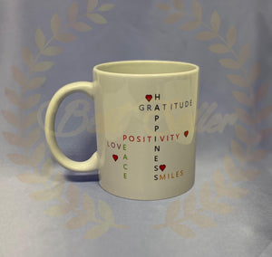 Crossword Grid Mug - Send to a Friend UK