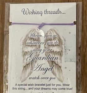 Wish thread bracelet - Send to a Friend UK