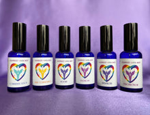 Load image into Gallery viewer, Channeled Aura Mist with free positivity card - Send to a Friend UK