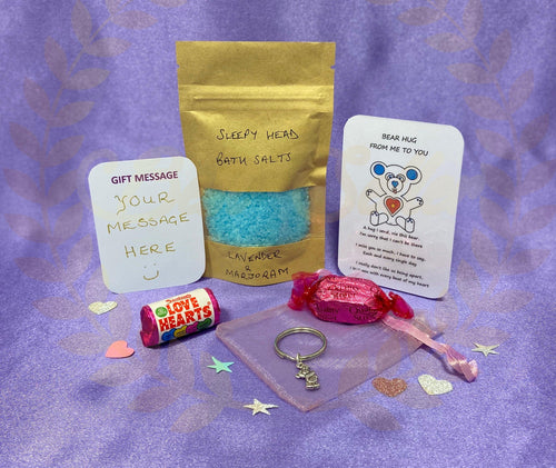Miss You / Bear Hug  Gift Box - Send to a Friend UK