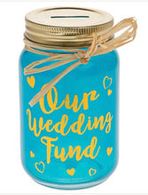 Load image into Gallery viewer, Savings Jar/ money pot ~ for various occasions - Send to a Friend UK