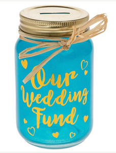 Savings Jar/ money pot ~ for various occasions - Send to a Friend UK